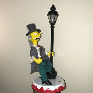 "GEMMY INDUSTRIES ""The Simpsons""- Mr. Burns Scrooge"